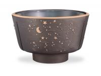 Strassacker - 54073 brons bloembak
