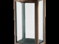 Mähren - 1851 brons lantaarn