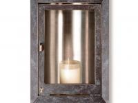Strassacker - 40125 brons inbouw lantaarn