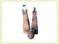 Urn - set of enkel - Vrouw 2