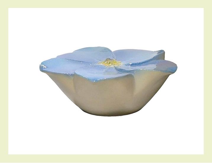 Keramiek urn - model 1 -