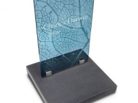 Glazen urnmonument - Darwin