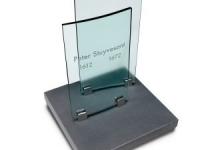 Glazen urnmonument - Stuyvesant