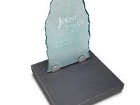 Glazen urnmonument - Vondel