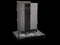 Glazen urnmonument - quast